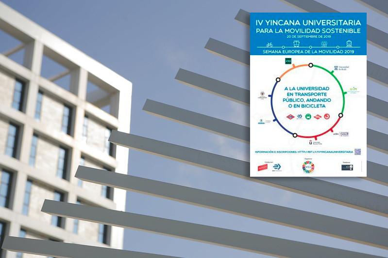Abierta la Inscripción a la IV Yincana Universitaria por la Movilidad Sostenible