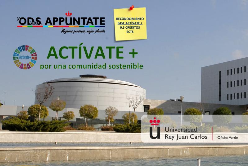 Comienza ACTÍVATE+/REACTÍVATE+ 2021, el programa de sensibilización y participación por una comunidad más sostenible