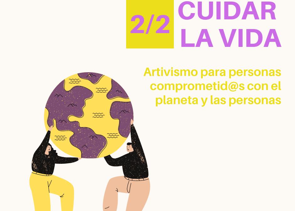 Nueva oferta de actividades formativas y participativas Global Challenge 20-21 – Cuidar la vida 2