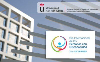 La Unidad de Atención a Personas con Discapacidad y Necesidades Educativas Especiales se une a la conmemoración del Día Internacional de las Personas con Discapacidad