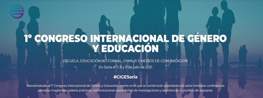 Docentes de la URJC están invitados a participar en el Primer Congreso Internacional de Género y Educación