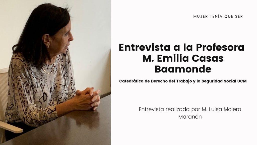 Emilia Casas Baamonde