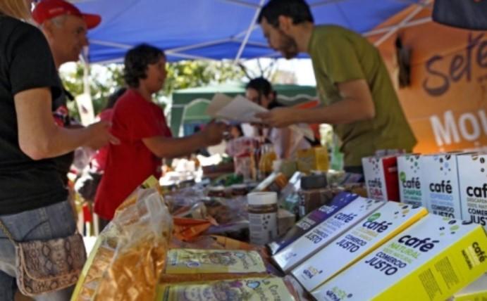 Imagen ODS URJC Acción de comercio justo