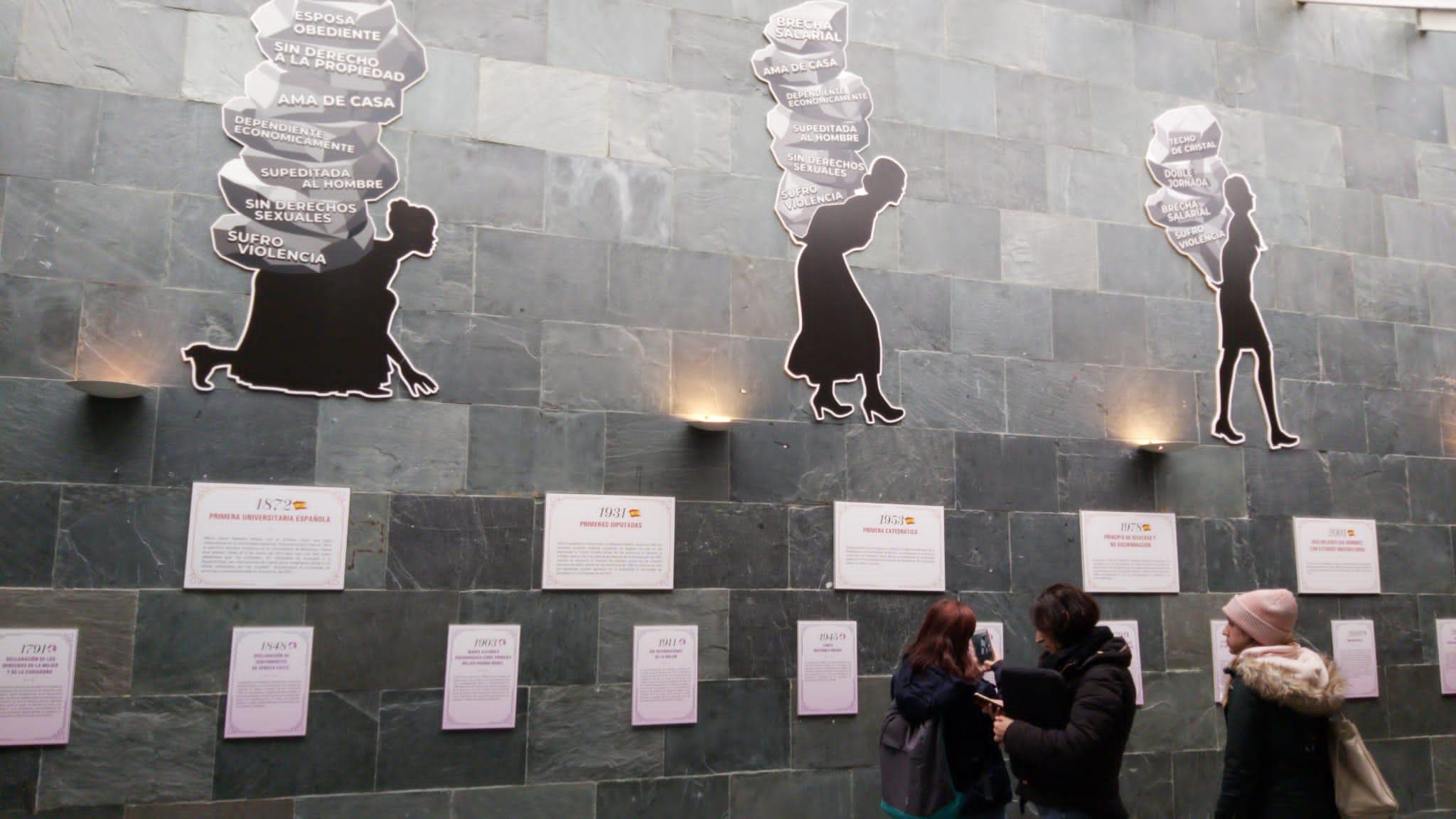 Imagen ODS URJC Acción sobre igualdad de género